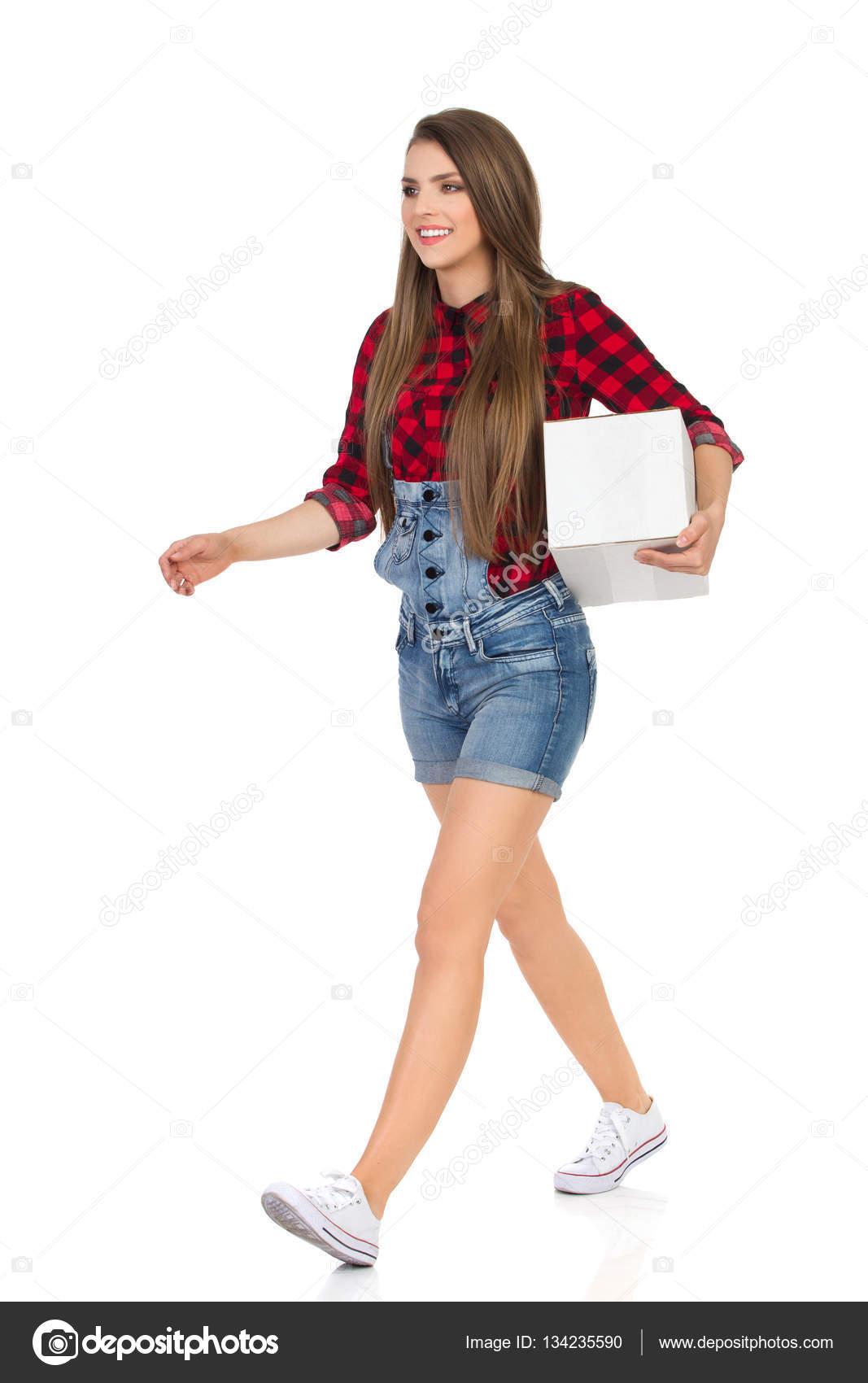 Under her shirt girl