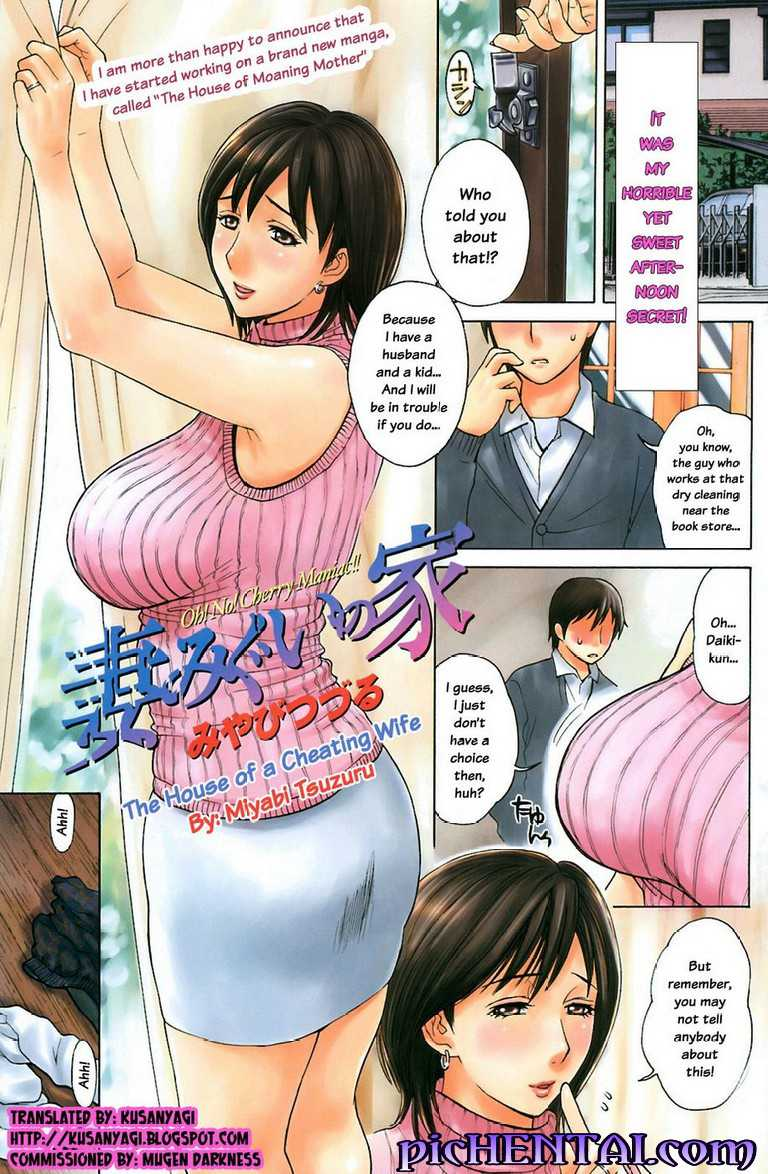Komik hentay full color sub indo