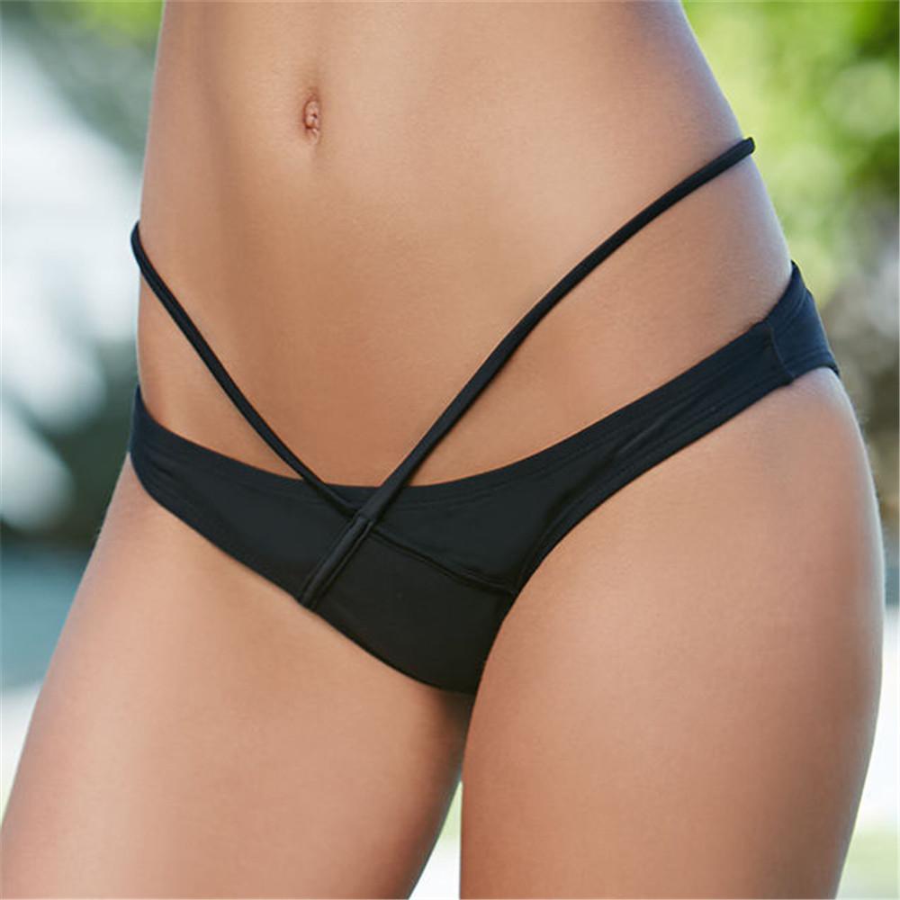 Tiny brazilian bikini girl