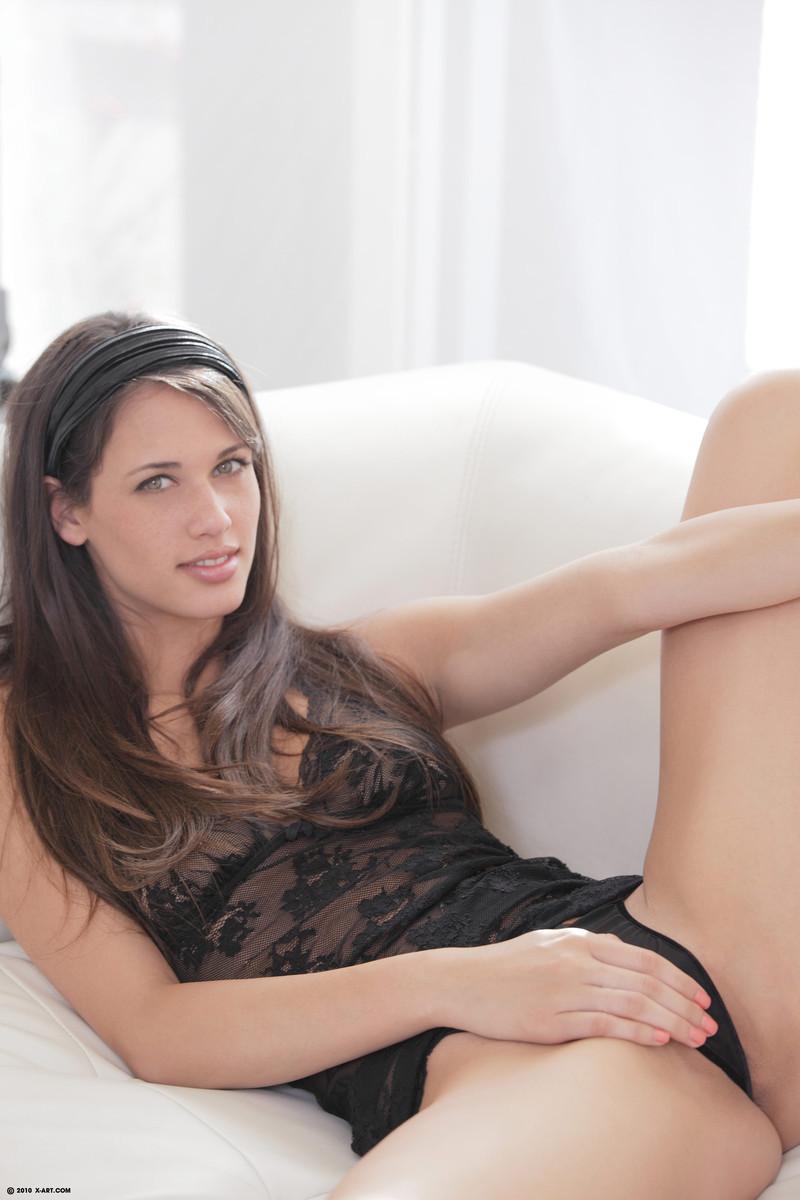 Tiffany thompson nude art model