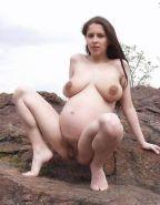 Sexy pregment pussy girls