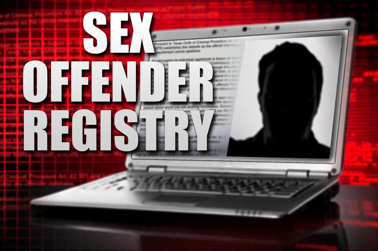 Nc sex offenders registery