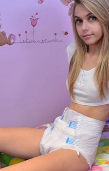 Forced diaper punishment teen girls