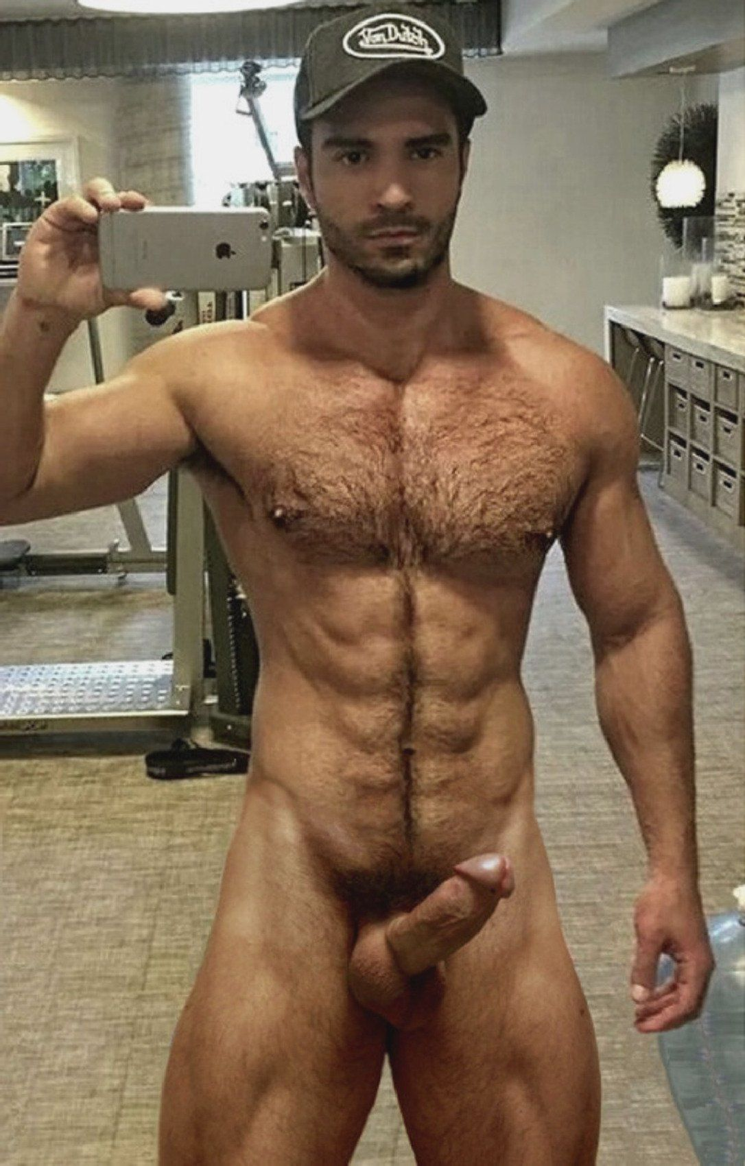 Hot muscle men naked