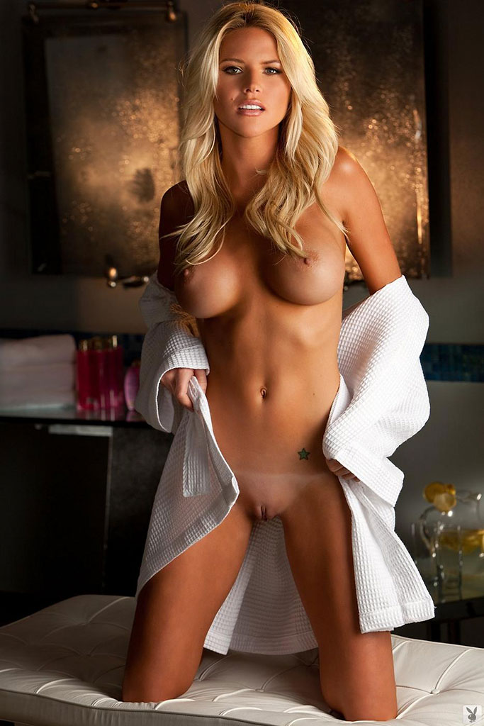 Playboy ashley ilenfeld nude