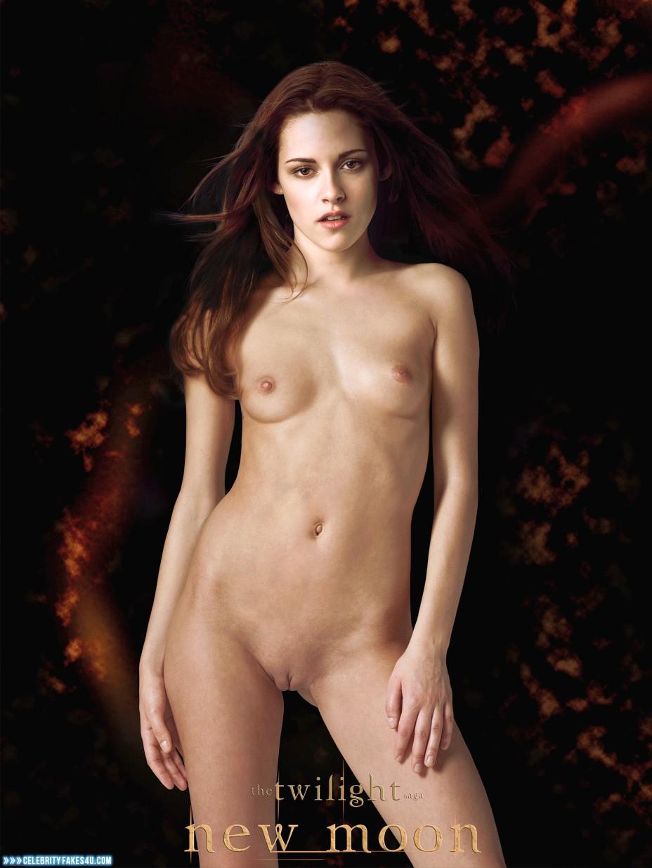 Kristen stewart fake nude celeb
