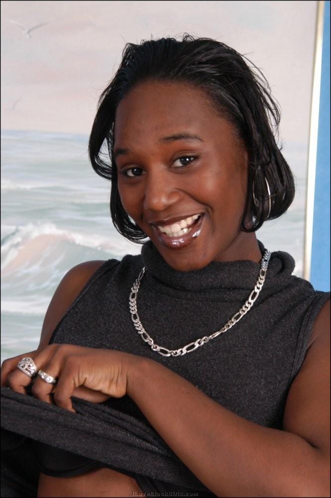 Ebony nasty black pussy