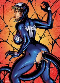 Into nude venom turns girl