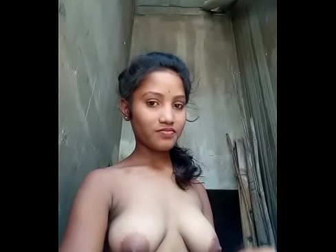 Village nude black girl