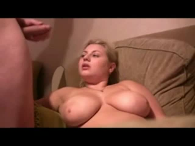 Big boobs ametuer facial cumshot