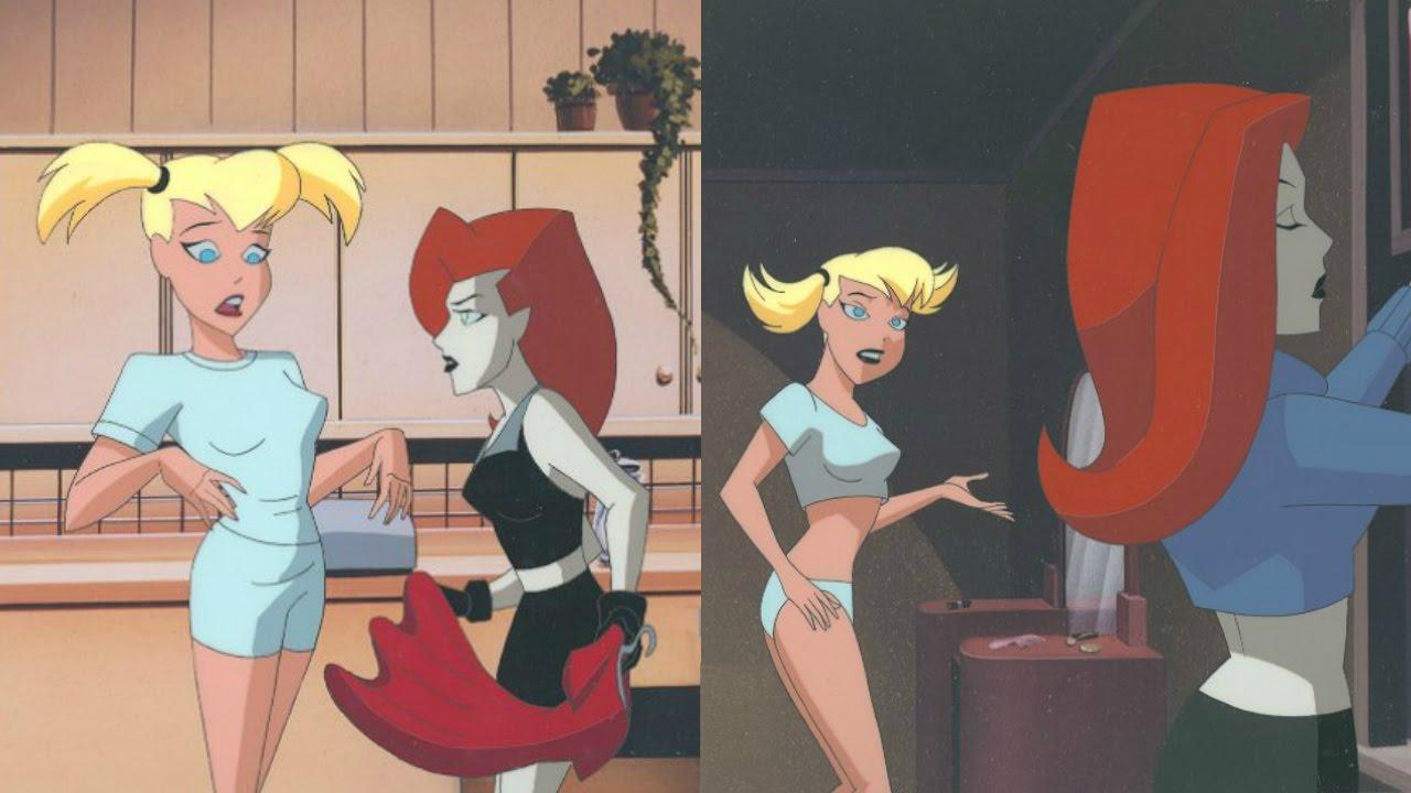 Harley quinn poison ivy sex