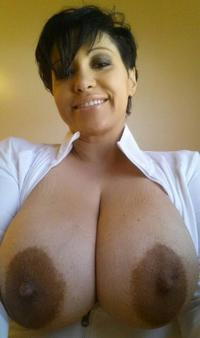 Tit moms big selfies amateur
