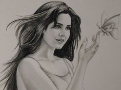 Xxx katrina kaif drawing photo