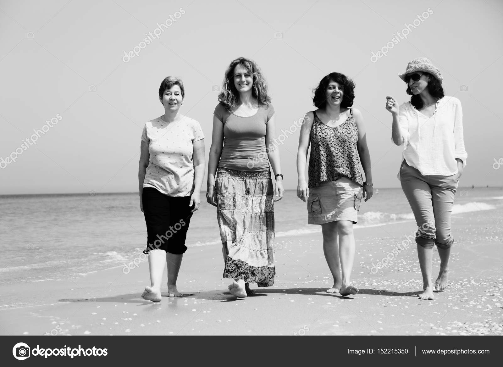 Posing women mature black