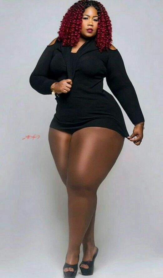 Big hips shaved black women