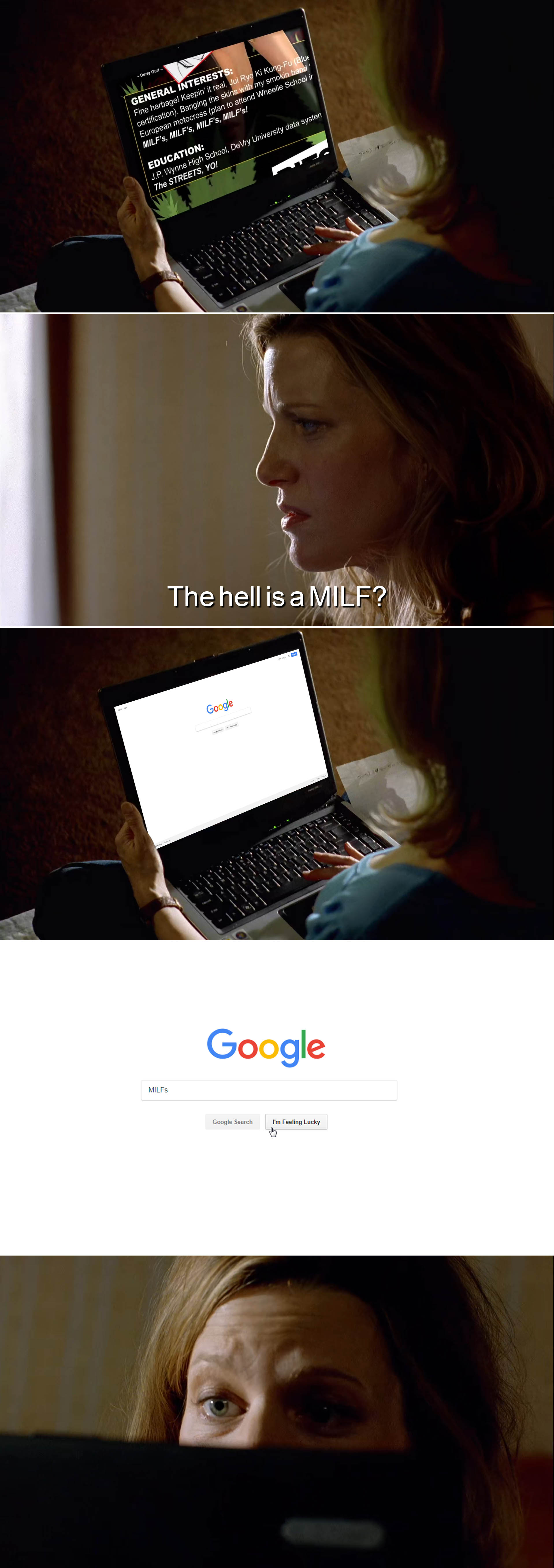 Milf what is a