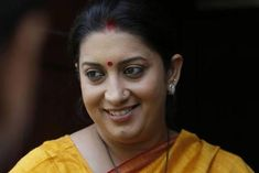 Smriti irani big ass show pic