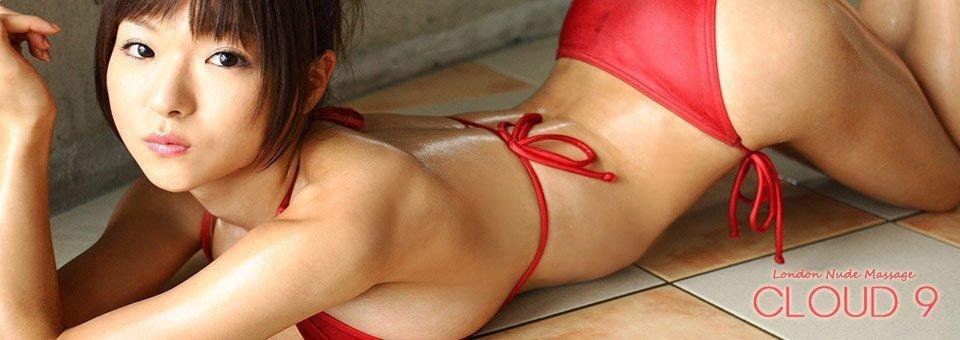 Erotic asian massage full body
