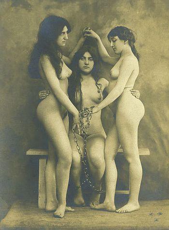 Black gerls slaves nude