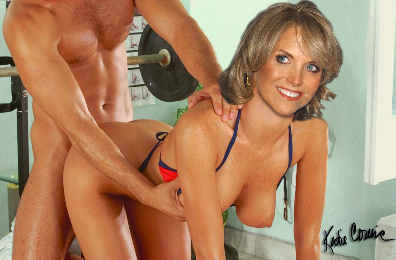 Katie couric nude porn naked sex