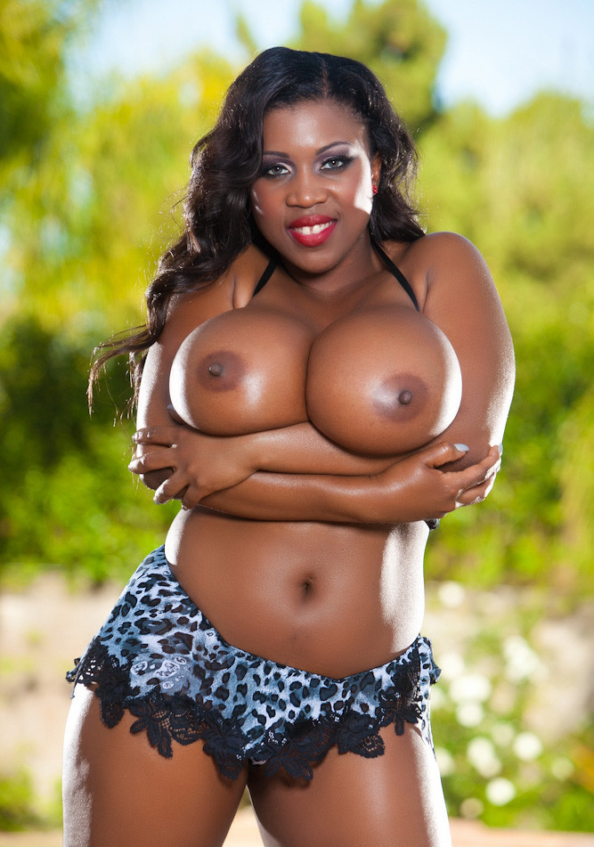 Busty black naked fat girls