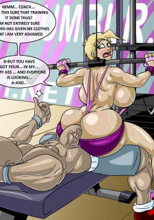 Comic xxx huge cock