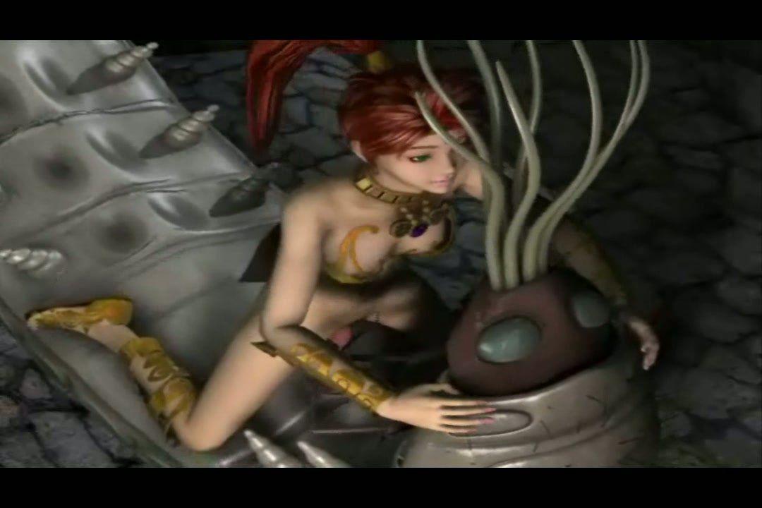 Cartoon alien fucking girl porn