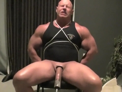 Rough cock vacuum fetish porn