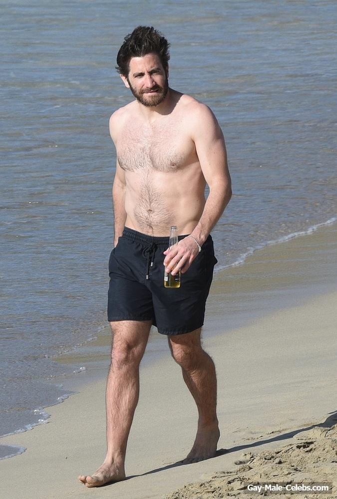 Naked jake gyllenhaal nude