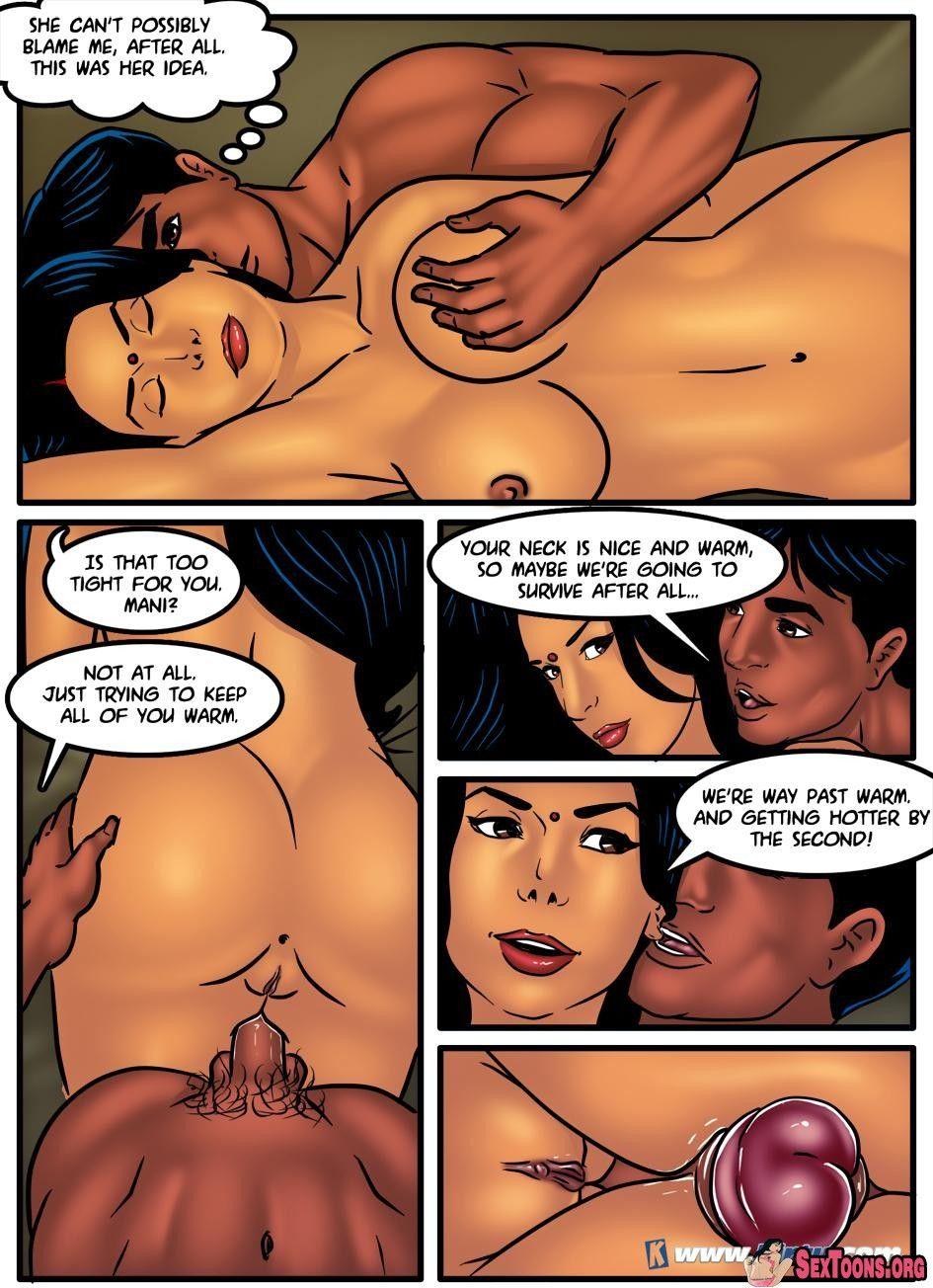 Savita bhabhi porn comics image