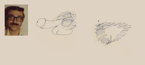 Penis in vagina drawings