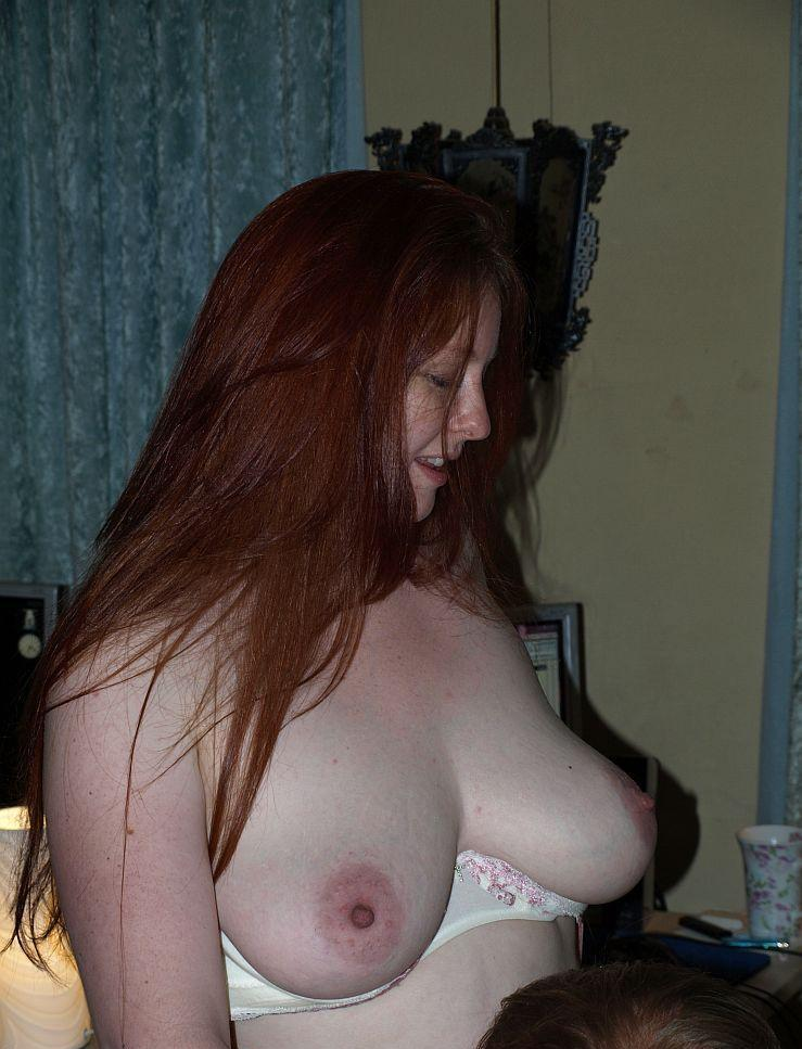 My chubby wife naked