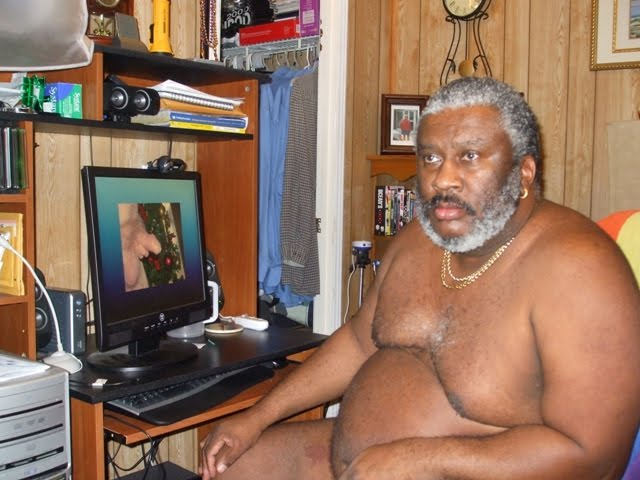Nude pictures of black grandpa