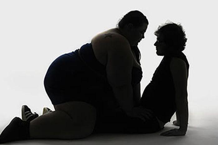 Wanita gendut dan seks
