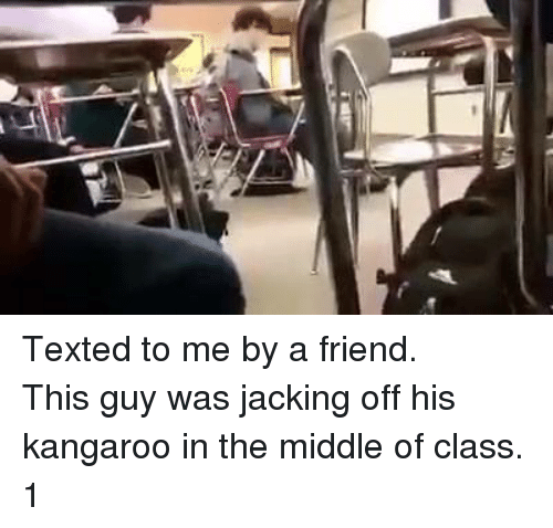 Best friend jack off