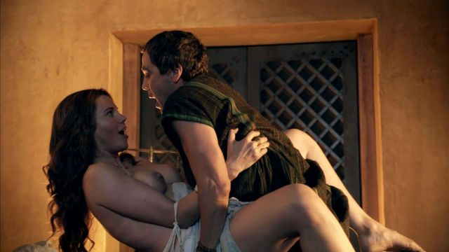 Lucy lawless sex scenes