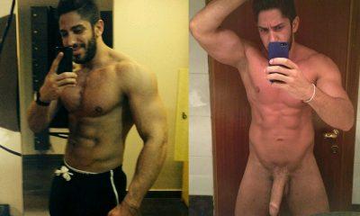 Boys selfies twink nude