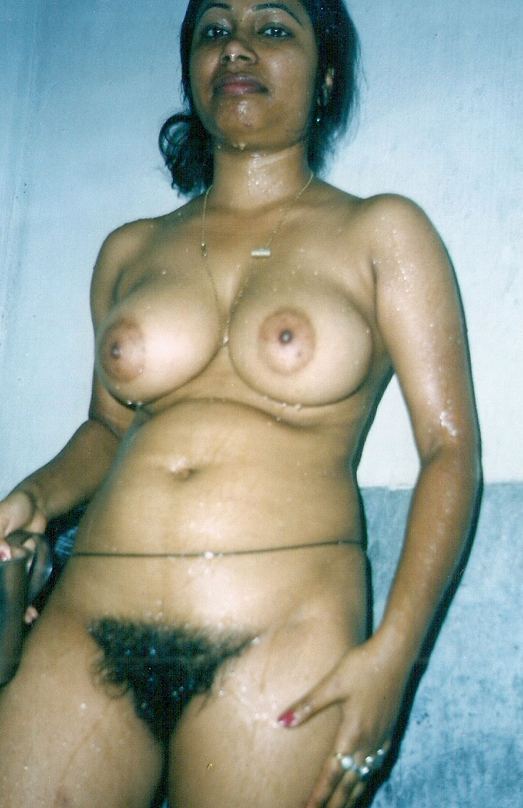 Busty hairy indian pussy