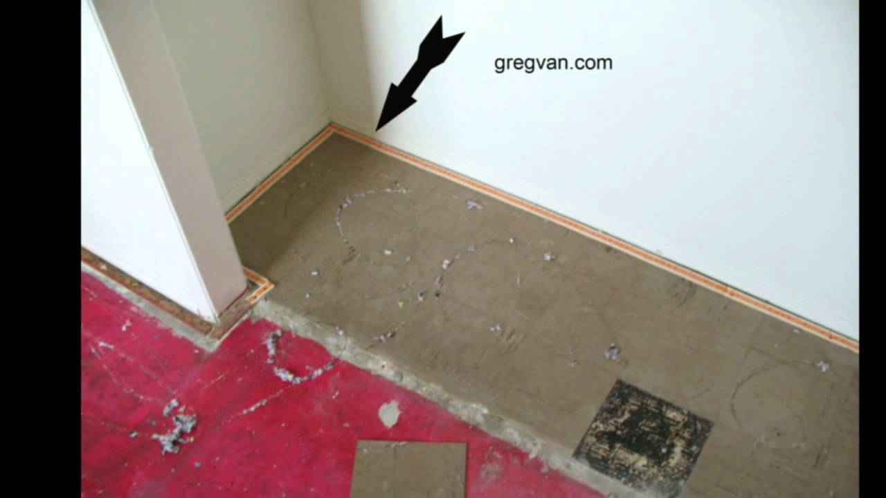 Remove how tack to strips carpet