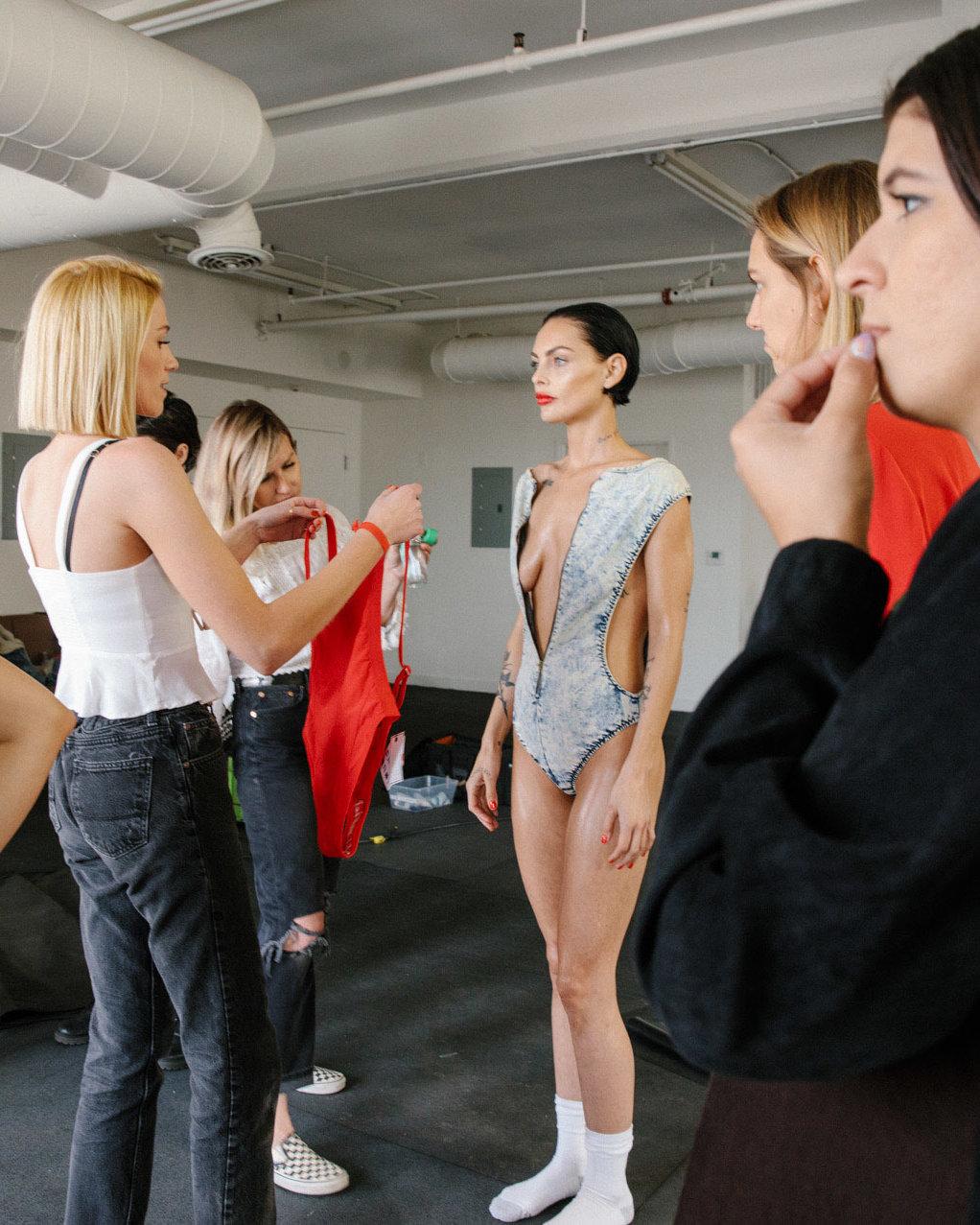 Nude girls university of new york
