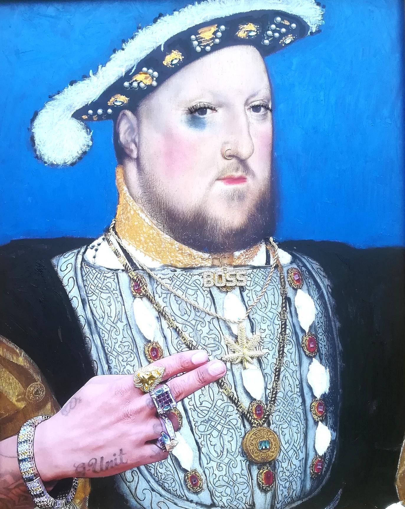 King henry viii nude