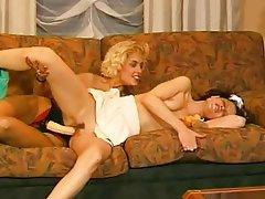 Danish retro lesbian porn