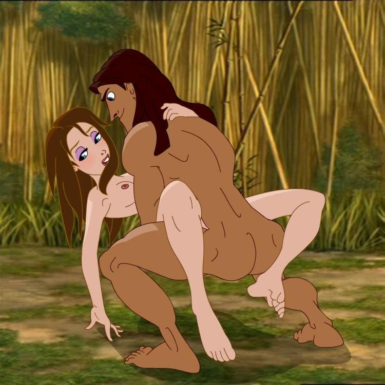 Disney tarzan and jane sex