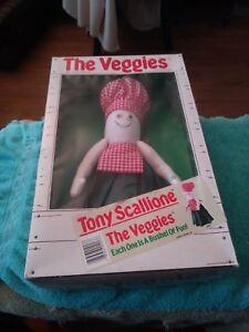 Vintage veggie dolls pattern