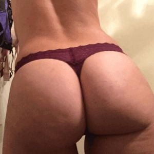 Corin riggs ass in thong
