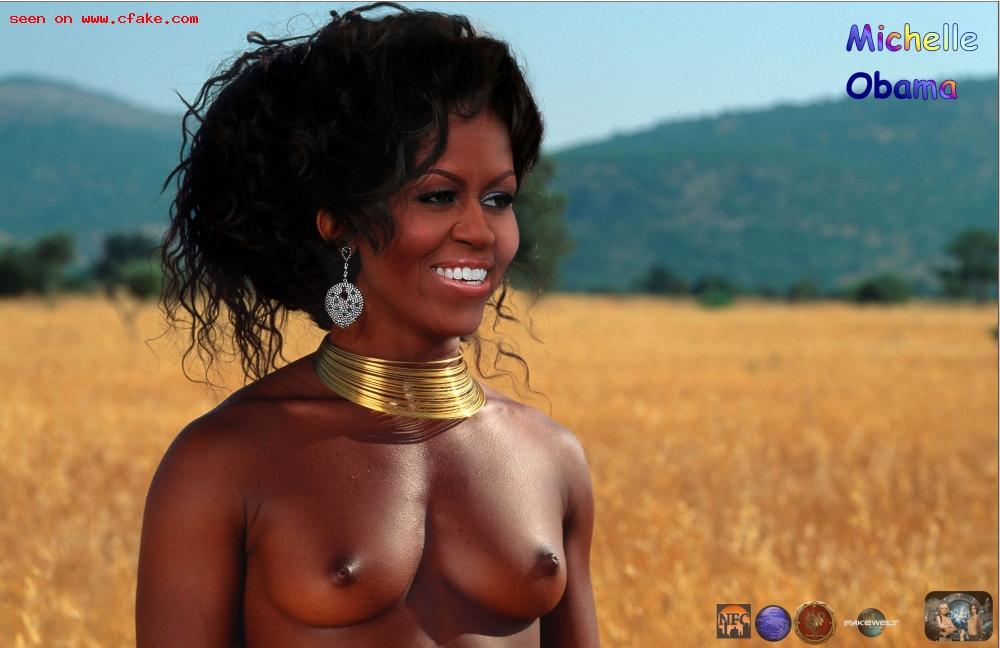 Michelle obama pictoa nude