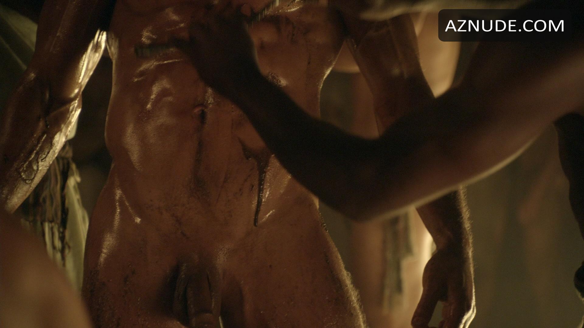 Manu bennett naked nude