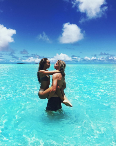 Tumblr nude beach couple