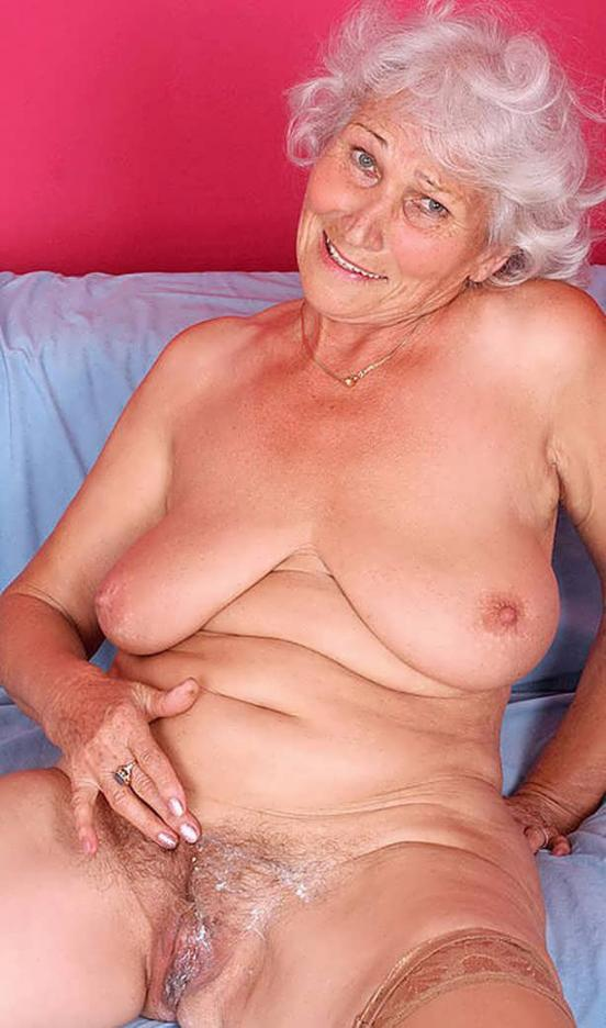 Nude 70 year olds