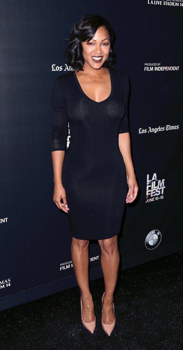 Meagan good see through dress